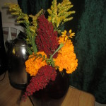 [Wordless Wednesday] Autumn Centerpiece