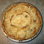 [Wordless Wednesday] Apple Pie and Pumpkin Cranberry Bread