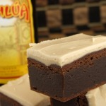 Kahlua-Brownies