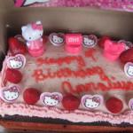#FoodieFriday Annaliesa's Birthday Cake